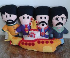 Beatles e o submarino amarelo para o Francis