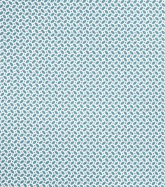 Upholstery Fabric- Eaton Square Giggles Blue Topaz : upholstery fabric : home decor fabric : fabric :  Shop | Joann.com