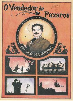 Vendedor de Paxaros. Miro Magariños
