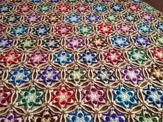 Ravelry: 4030 Quilt Motif pattern by MYpicot