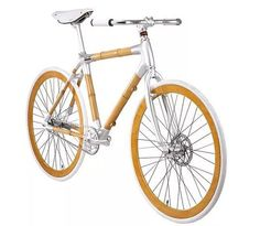 Picture of DIY Bamboo Bike- Try the New Style of Riding!