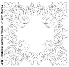 This Pin was discovered by min Quilting Stencils, Quilting Templates, Longarm Quilting, Free Motion Quilting, Machine Quilting Patterns, Embroidery Patterns, Quilt Patterns, Parchment Design, Whole Cloth Quilts