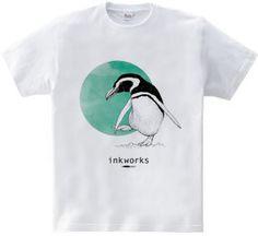 Penguin G : crono [スウェット] - デザインTシャツマーケット/Hoimi(ホイミ)