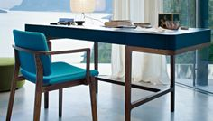VICTOR TABLE by LEMA  HAUTE LIVING