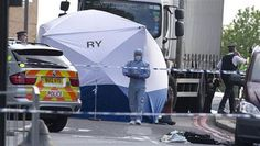 BRUTAL ATTACK IN LONDON HEIGHTENS TERROR FEARS