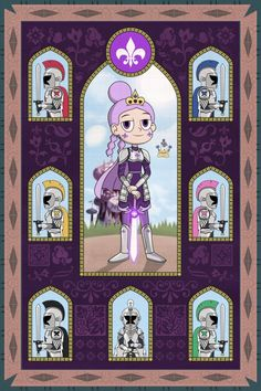 """""""The sweet princess trained for queen and knight, decreed that henceforth her family would learn to fight"""". Etheria was the Queen of Day. Etheria, the Knight Starco, Butterfly Family, Star Butterfly, Disney Xd, Disney Pixar, Miraculous, Desenhos Gravity Falls, Seven Knight, Star Y Marco"""
