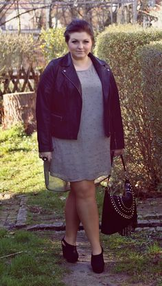 CONQUORE · The Fatshion Café | Fashion Plus Size Blog: My first dress from Carmakoma