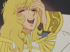 this is how Rosalie meets Lady Oscar. Scene censored, imagine why Oscar laughs. Old Anime, Anime Manga, Anime Art, Manga Art, Lady Oscar, 90s Cartoons, Anime Style, Disney Art, Aesthetic Anime