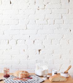 French bread via a Better Happier St. Sebastian