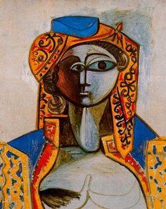las mujeres de argel picasso wikipedia - Buscar con Google