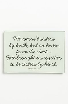 25 Sister Love Quotes - Quotes and Humor Sister Love Quotes, Bff Quotes, Best Friend Quotes, Cute Quotes, Friendship Quotes, Great Quotes, Funny Quotes, Inspirational Quotes, Sisters By Heart Quotes