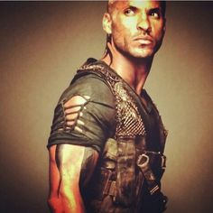Ricky Whittle aka Lincoln the 100