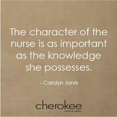 #nurse #character #knowledge