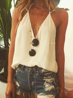 Top women's cute summer outfits ideas no 29