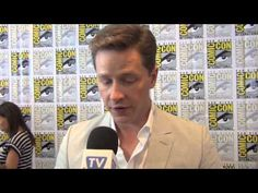 Josh Dallas Previews Once Upon a Time Season 3 - YouTube