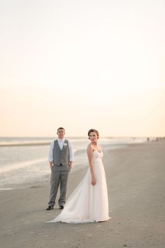 Beach Sunset Couples portraits   Hilton Head Island Wedding   Destination Wedding Photographer   Mary DeCrescenzio Photographer
