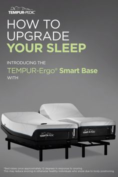 Smart Bed, Smart Home, Bed Mattress, Lull Mattress, Uptown Kitchen, Mobile Home Exteriors, Home Bedroom, Bedrooms, Outdoor Couch