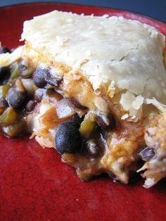 Black Bean Pie II by britton618, via Flickr