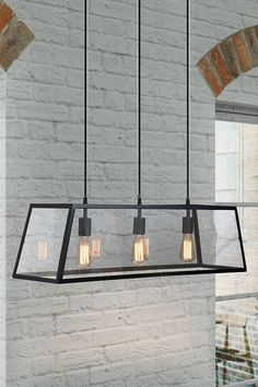 Gabin Vintage Industrial Pendant Light