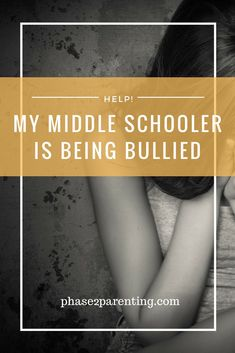 Its every parents fear: your child confides that they are being bullied at school. How do you offer them the support they need (and resist the urge to confront the bully yourself)? Parenting Plan, Parenting Teens, Parenting Hacks, Feeling Helpless, How To Treat Anxiety, Verbal Abuse, Middle Schoolers, New Friendship, Family Issues