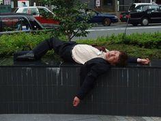 tired Japan