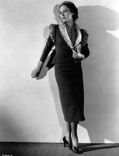 ea6a44f27d7 Dorothy Jordan - 1930s. 1930s Costumes