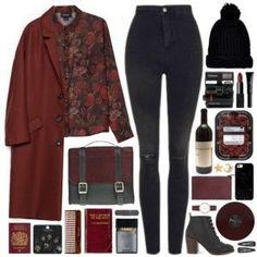 beanie // autumnal