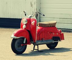 Fancy - 1957 Zundapp Bella Scooter.. i sooo want this!!!!!