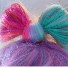 I want to do this color any pastel colors!!!! Omg what it would do to my already fried hair!!!!
