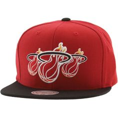 333a0993daf NBA Miami Heat Snapback Hat (180)