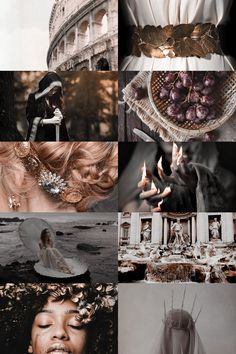 roman witch aesthetic (more here)