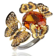 Butterflies ring by Annoushka