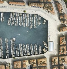 Masterplan for Marseille's Vieux Port by Foster + Partners