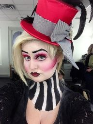 Cirque Du Soleil Makeup Ideas Google Search