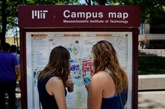 What Geography Says About Online College Students, The Future Of Studying Online The Effective Pictures We Offer You About online colleges degrees A quality picture can tell you many things. Student Interview, Types Of Education, Campus Map, Online College Degrees, Top Colleges, Massachusetts Institute Of Technology, College Admission, Online Programs, College Hacks