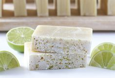 Coconut Lime Soap 3