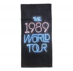 "The 1989 World Tour™ Towel 28"" X 58"""