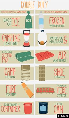 Camping with the kids is great fun. These super camping hacks for families will help make your outdoor camping experience a breeze! (via thetravellingmom.ca)