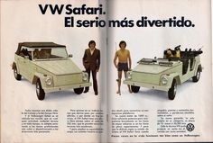 1975 VW Type 181 (Safari)