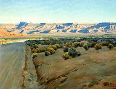 Maynard Dixon, artist