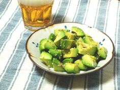 E4fabbb986b1af2038fae9f38d5b2494 Appetizer Recipes, Appetizers, Japanese Food, Vegetable Recipes, Asian Recipes, Side Dishes, Avocado, Easy Meals, Food And Drink