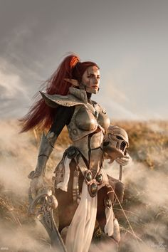 "cosplayfanatics: ""Howling Banshee - To battle by Narga-Lifestream """