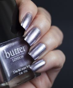 Butter London Lillibet's Jubilee | A Polish Addict