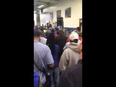 Video of Carrier's announcement to employees that they are relocating production to Mexico.