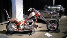 Kustom Kulture Show 2014 Helsinki chopper custom motorbike Triumph