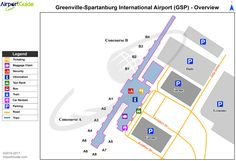 Map Of Msp Airport Minneapolis Airport Terminal Click