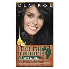 Clairol Natural Instincts Mens Hair Color Kits