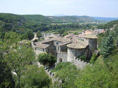 L'Ardèche touristique
