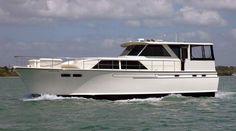 1968 Chris-Craft 47 Commander Remanufactured for sale FL US - Galati Yacht Sales
