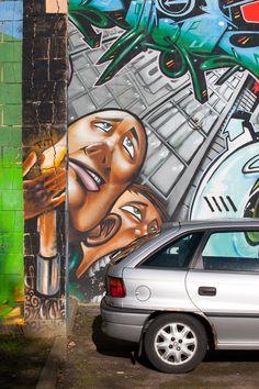 Brighton Street Art, England